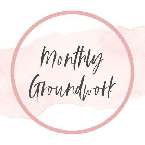 June Groundwork